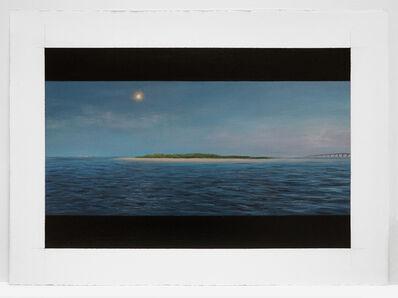 Adam Straus, 'Expanse: Moonrise Warren Island', 2015