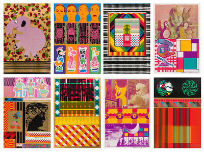 Eduardo Paolozzi, 'Moonstrips Empire News', 1967