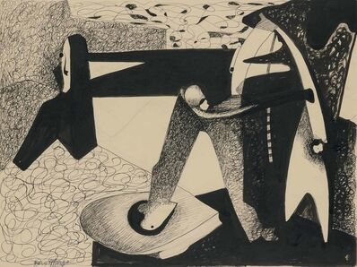 Boris Margo, 'Composition'