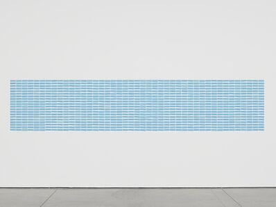 Jac Leirner, ''Skin (Juicy Jay's Cotton Candy King Size Slim)'', 2013