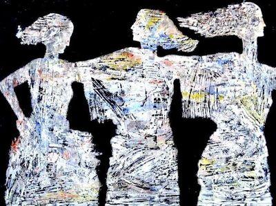 Tayseer Barakat, 'Wedding Day', 2013