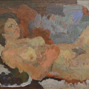 Vadim Semenovich Velichko, 'Nude woman', 1991