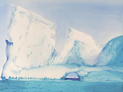 Scott Kelley (b. 1963), 'Arthur Harbor, Antarctica', 2018