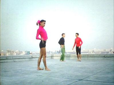 Hiroyuki Oki, 'Color Eyes', 1992