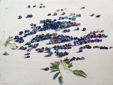 Bernard Chaet, 'Blueberries I', 1986