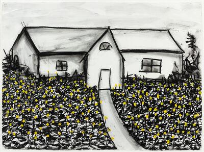 Mel Ziegler, 'Dandelion Yard', 1999