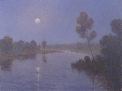 John Brandon Sills, 'Silver Reflections'