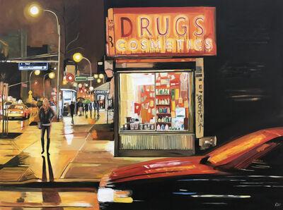 Angela Wakefield, 'Street Corner Drug Store, New York City ', 2017
