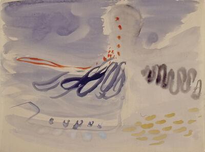 Eduard Bargheer, 'Place de la Concorde, Variation II', 1933