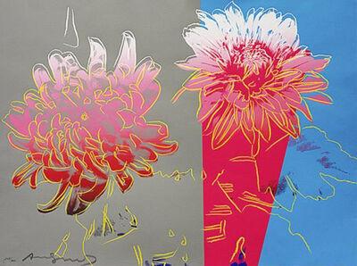 Andy Warhol, 'Kiku (FS II.308)', 1983
