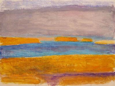 Wolf Kahn, 'In Maine', 1995