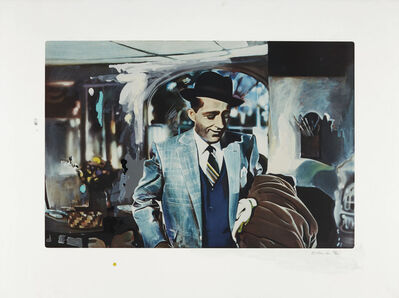 Richard Hamilton, 'I'm dreaming of a black Christmas', 1971