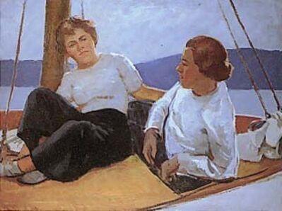 Beatrice Whitney Van Ness, 'Up Top', 1934