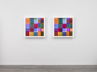 Spencer Finch, 'Color Test - 72', 2019