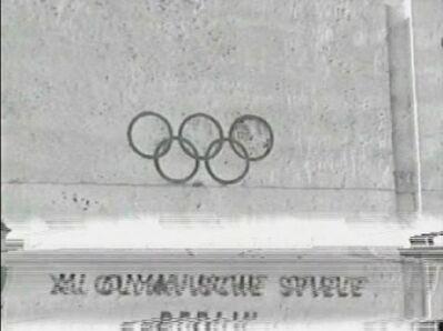 Lutz Bacher, 'Olympiad', 1997