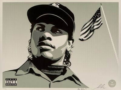 Shepard Fairey, 'Compton's Most Wanted', 2012