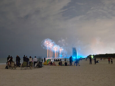 Philip Cheung, 'National Day, Sufouh Beach, Dubai (UAE)', 2014