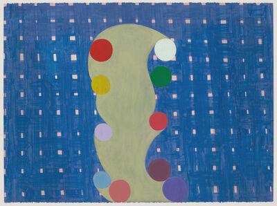 Thomas Nozkowski, 'Untitled (P-65)', 2009