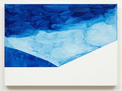 Robert Holyhead, 'Untitled (Paris Blue)', 2012