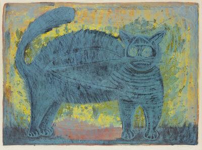 Rufino Tamayo, 'Gato.', 1959