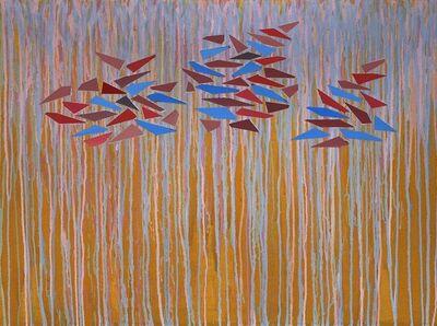 Robert Goodnough, 'Vari-Color Gold', 1976