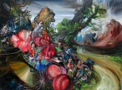 José Luis Carranza, 'Golconda', 2019