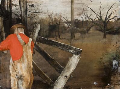 Miles Cleveland Goodwin, 'Mending Fences', 2015