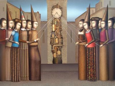 Armen Gevorgian, 'Time Machine', 2006
