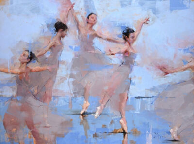 Jacob Dhein, 'Dancers in Motion', 2020