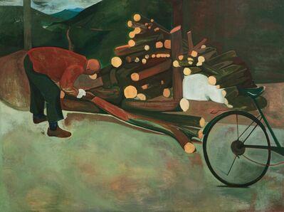 Xiao Jiang 肖江, 'Logging', 2018
