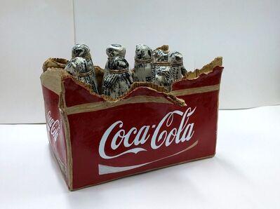 Kimiyo Mishima, 'Box Coca Cola 19-3', 2019
