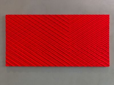 Ara Peterson, 'Intersecting Streams Red', 2012