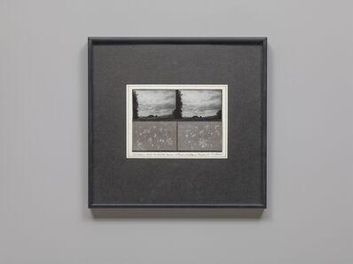 Michelle Stuart, 'Silbury Hill by Winterbourne Stream, Wiltshire, England', 1980-1981