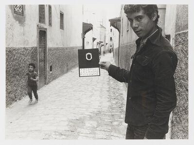 Carlos Ginzburg, 'Le Dentier Occidental a Fes. Maroc.', 1980