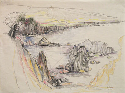 Lawrence Halprin, 'Untitled', 1943-1944