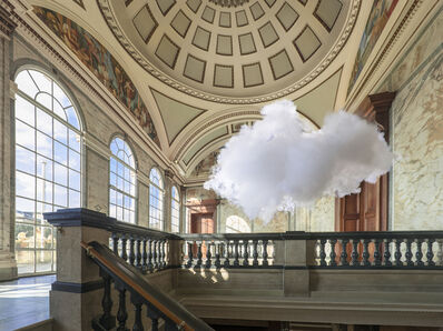 Berndnaut Smilde, 'Nimbus Royal West', 2019