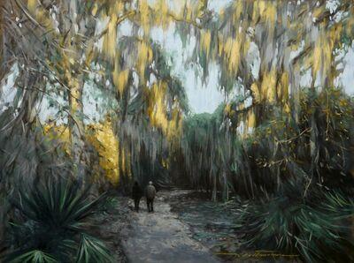 Alan Flattmann, 'The Moss Kingdom', 2021