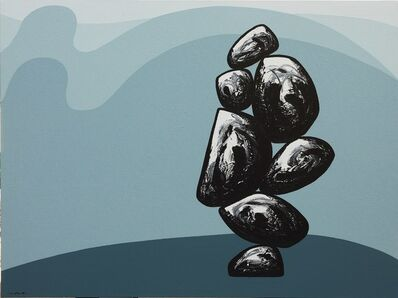 Ma Desheng, 'High Mountain From Afar', 2007