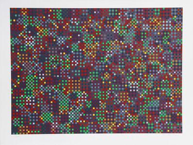 Tony Bechara, '151 Colors', ca. 1980