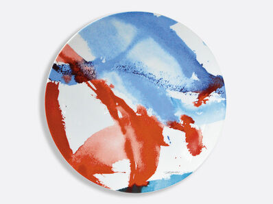 Zao Wou-Ki 趙無極, 'Aux couleurs de la France', 2020