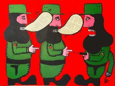 Bernardo Navarro Tomas, 'La Batalla de Ideas (The Battle of Ideas)', 2009