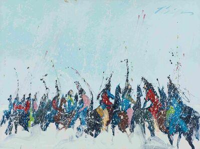 Earl Biss, 'Snow Blind Afternoon', 1978