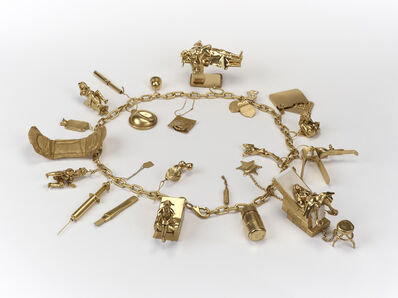 Margaret Curtis, 'A Charm Bracelet of My Reproductive Career', 2020