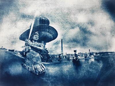 Tricia Rosenkilde, 'Place de la Concorde', 2020