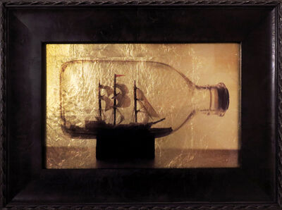 Kate Breakey, 'Ship In A Bottle'