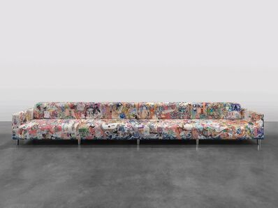 Rob Pruitt, 'Studio Loveseat (Xtra Long)', 2015