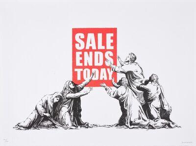 Banksy, 'Sale Ends (Signed)', 2017