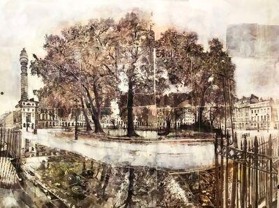 Jemima Carter Lewis, 'Fitzroy Square', 2019