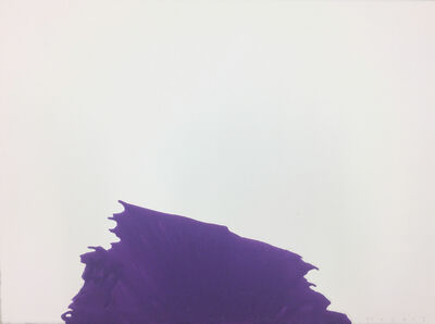 Humphrey Ocean, 'Untitled', 2017