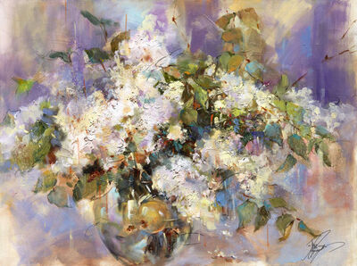 Anna Razumovskaya, 'Lilac Feast 1 ', ca. 2015